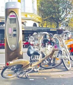 Viajes Paris_Bicicletas