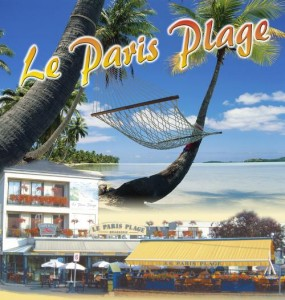 Paris Plage Logo